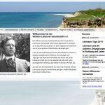 Online-Redaktion für die Wilhelm-Lehmann-Gesellschaft